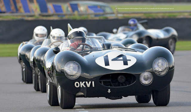 The Jaguar D-Type
