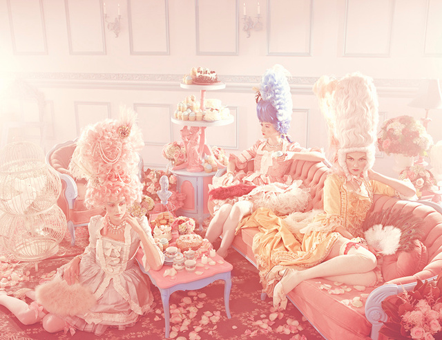 Let Them Eat Cake Films - Matt Barns
