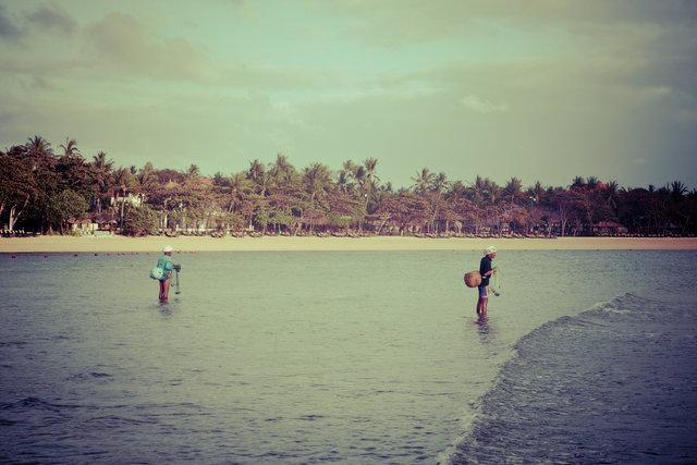 Jimbaran Fishermen
