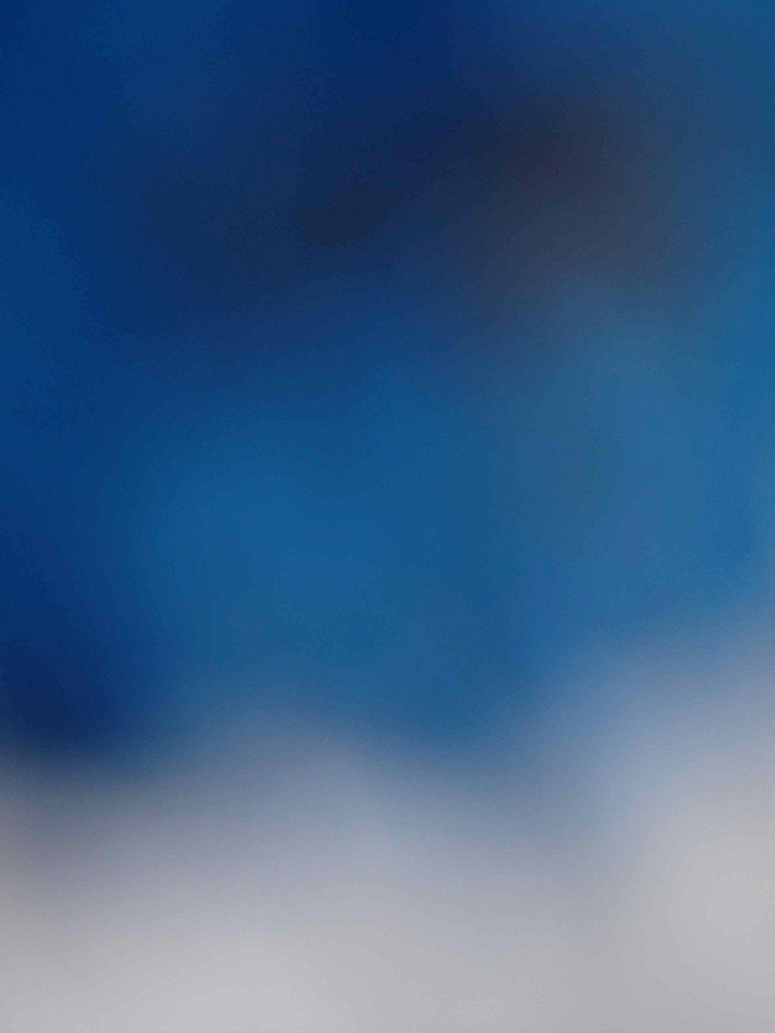 Gomera blau in Agulo - 2006 - 120 x 90 cm