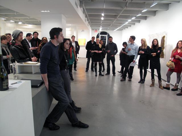 Gen Art Collectors Circle, 2009, εγκαίνια