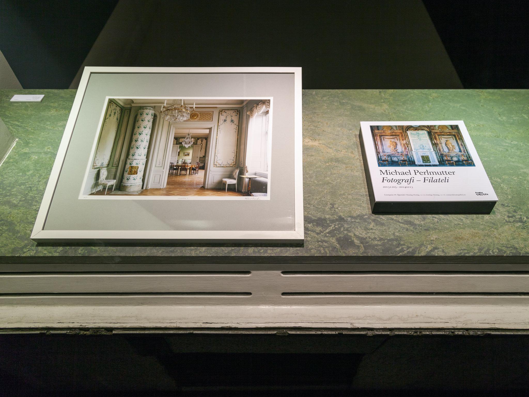 Main Gallery, Stockholm – Window Sill