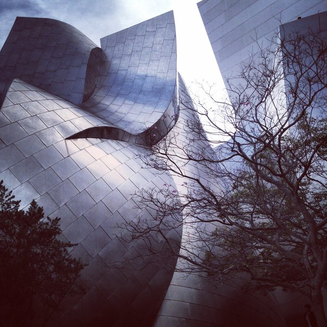 WALT DISNEY CONCERT HALL - PURPLE 11