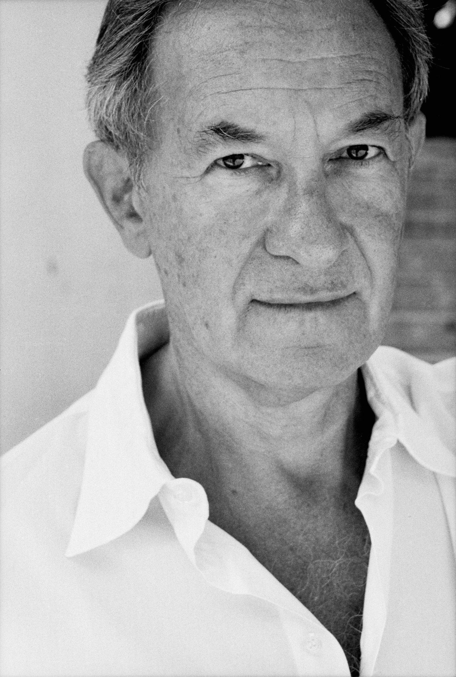 Simon Schama. Writer, University Professor of Art History and History.