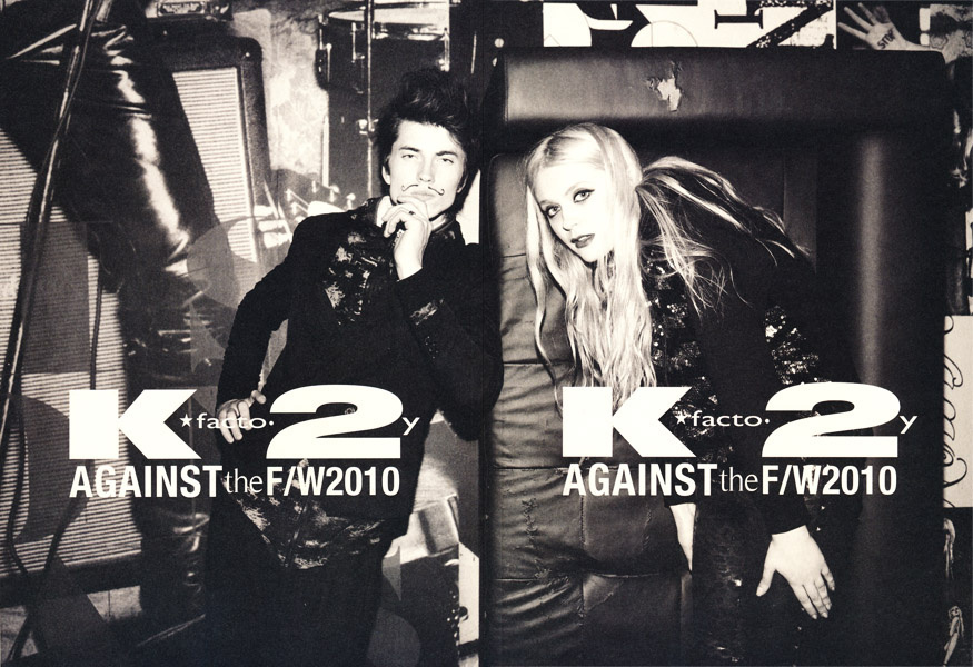 K2 2010 F/W