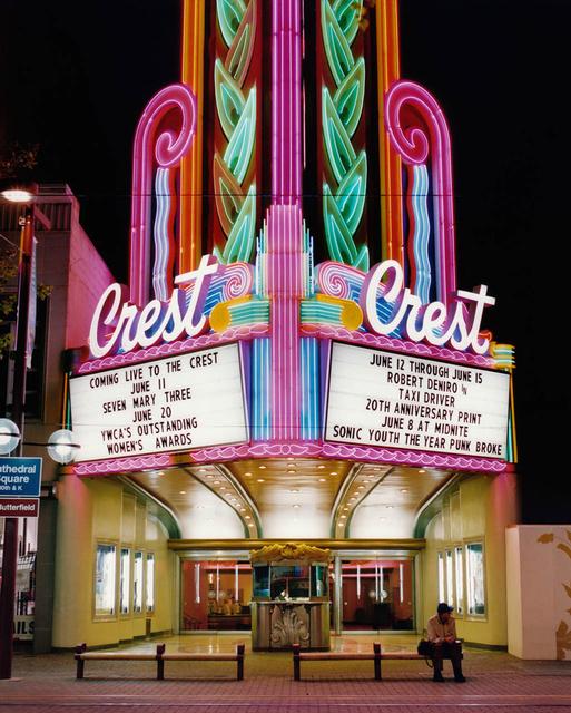 Crest Theatre, Sacramento, California