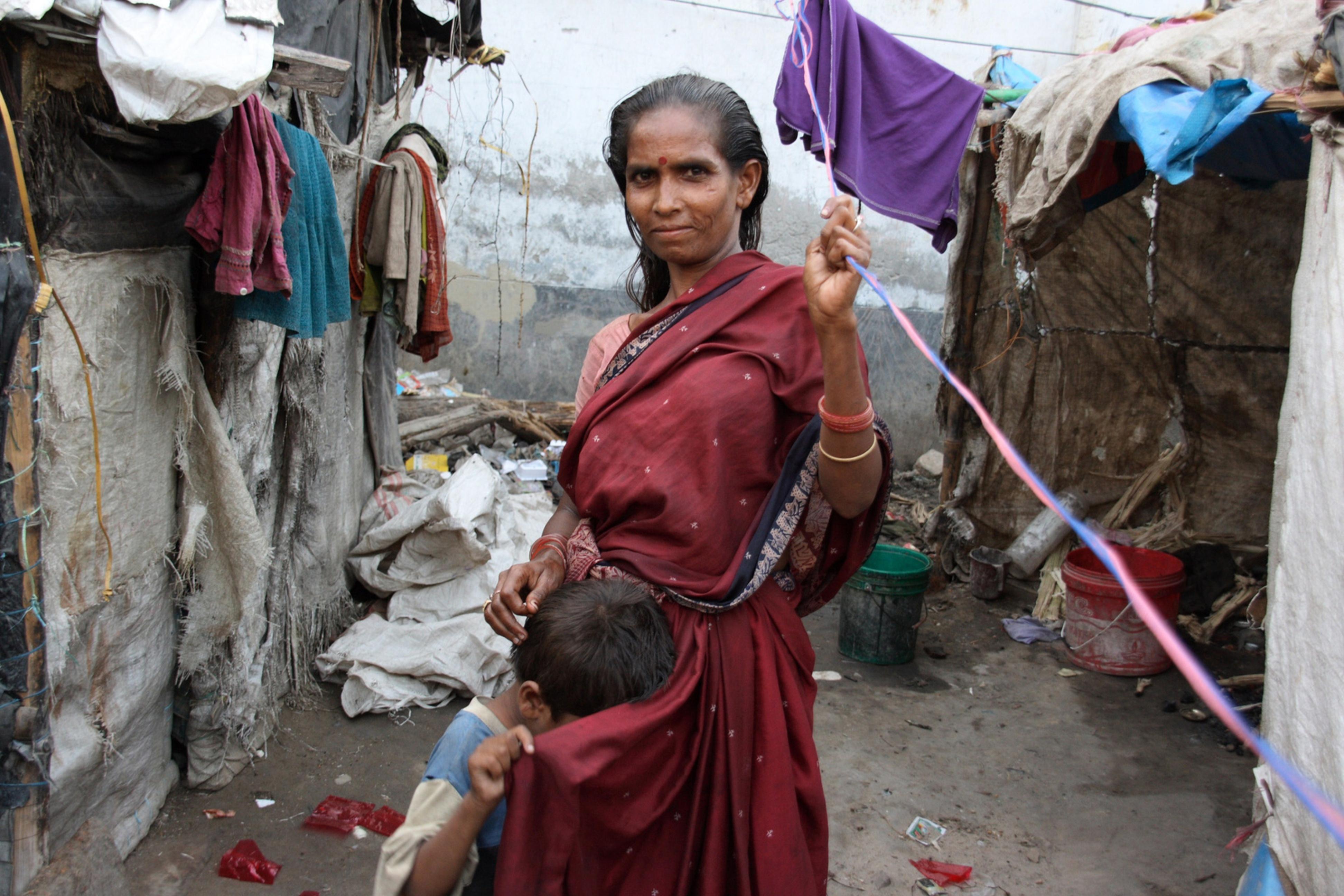 Dalits. Los Oprimidos