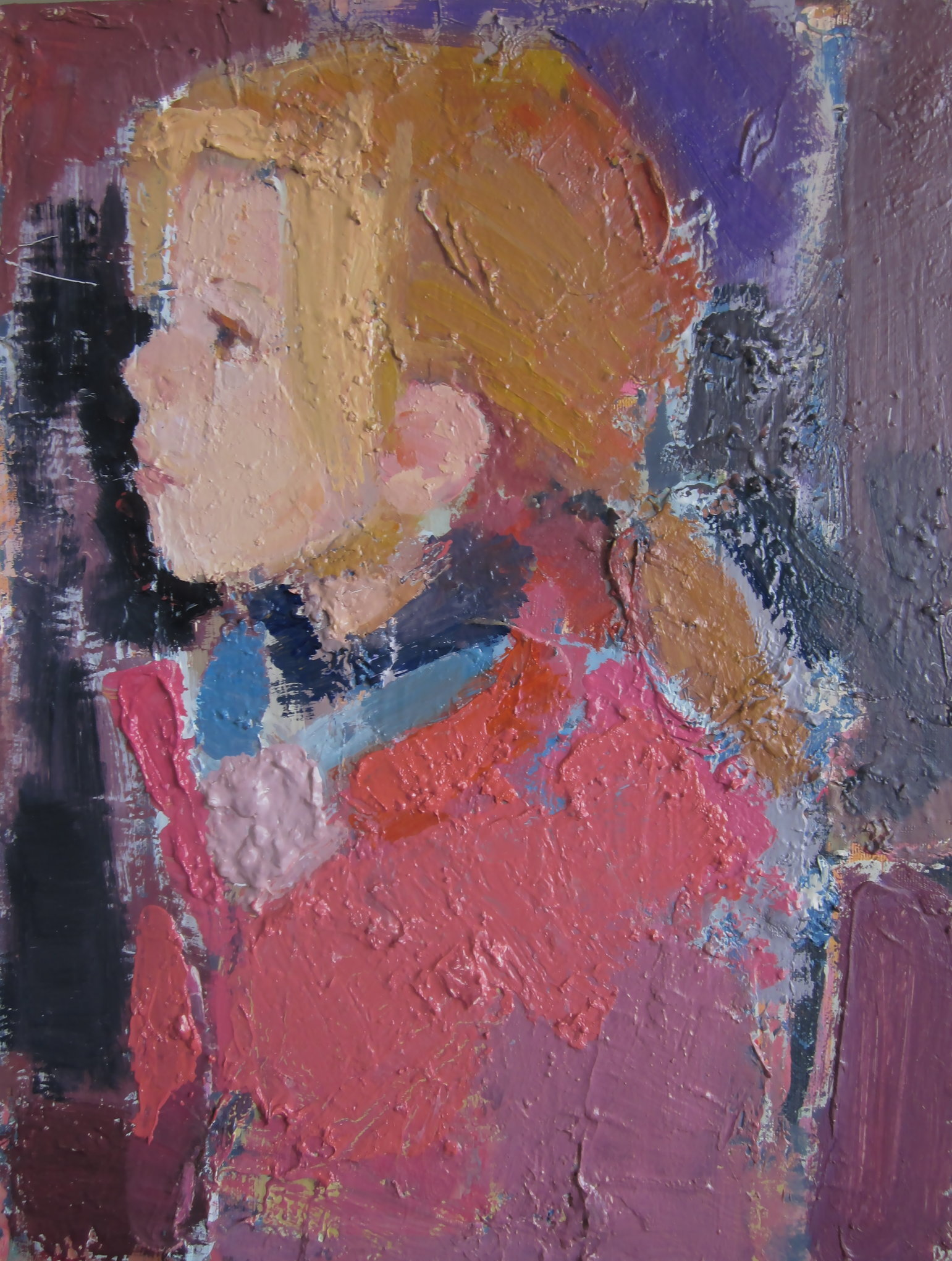 'The girl'