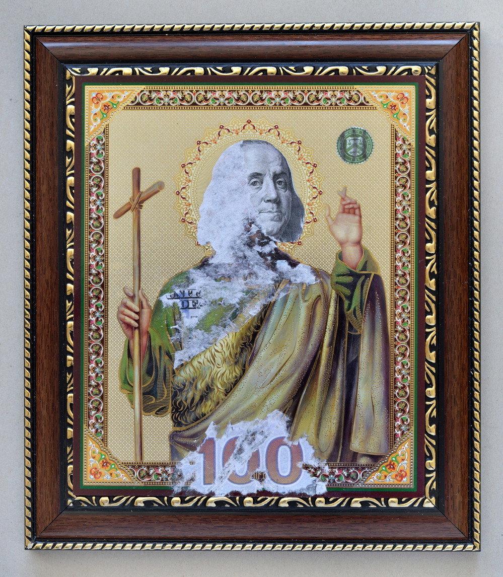 Saint Franklin_(Yurko Dyachyshyn)_01.JPG