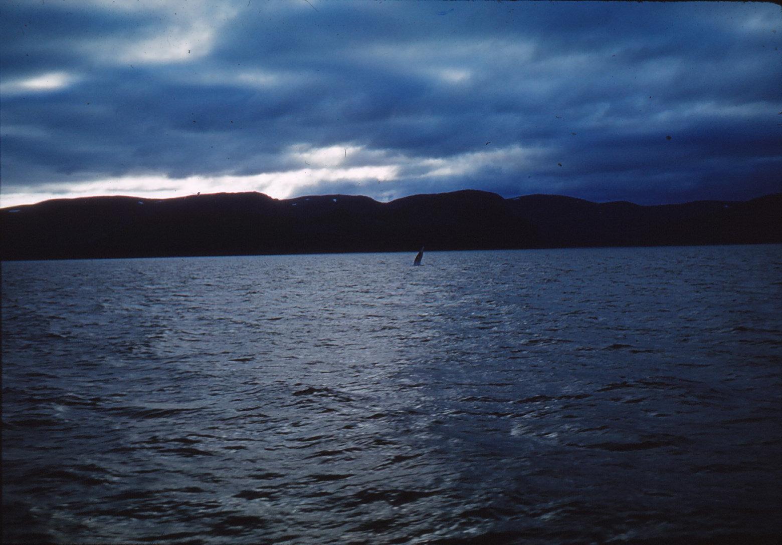 1029 (31) W-oever Porsangerfjord