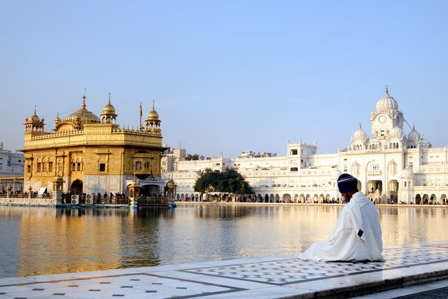 Golden Temple - India