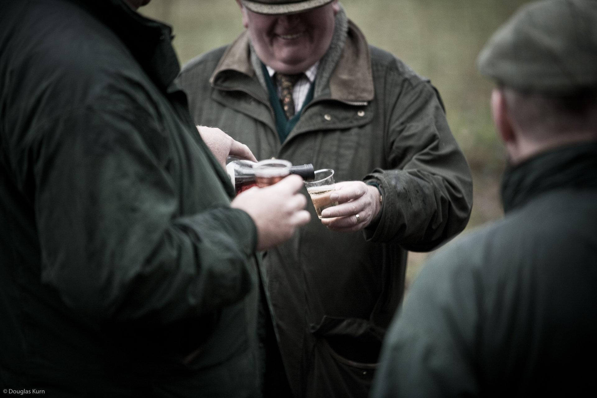 Nant Clwyd Shoot, December 27th 2006