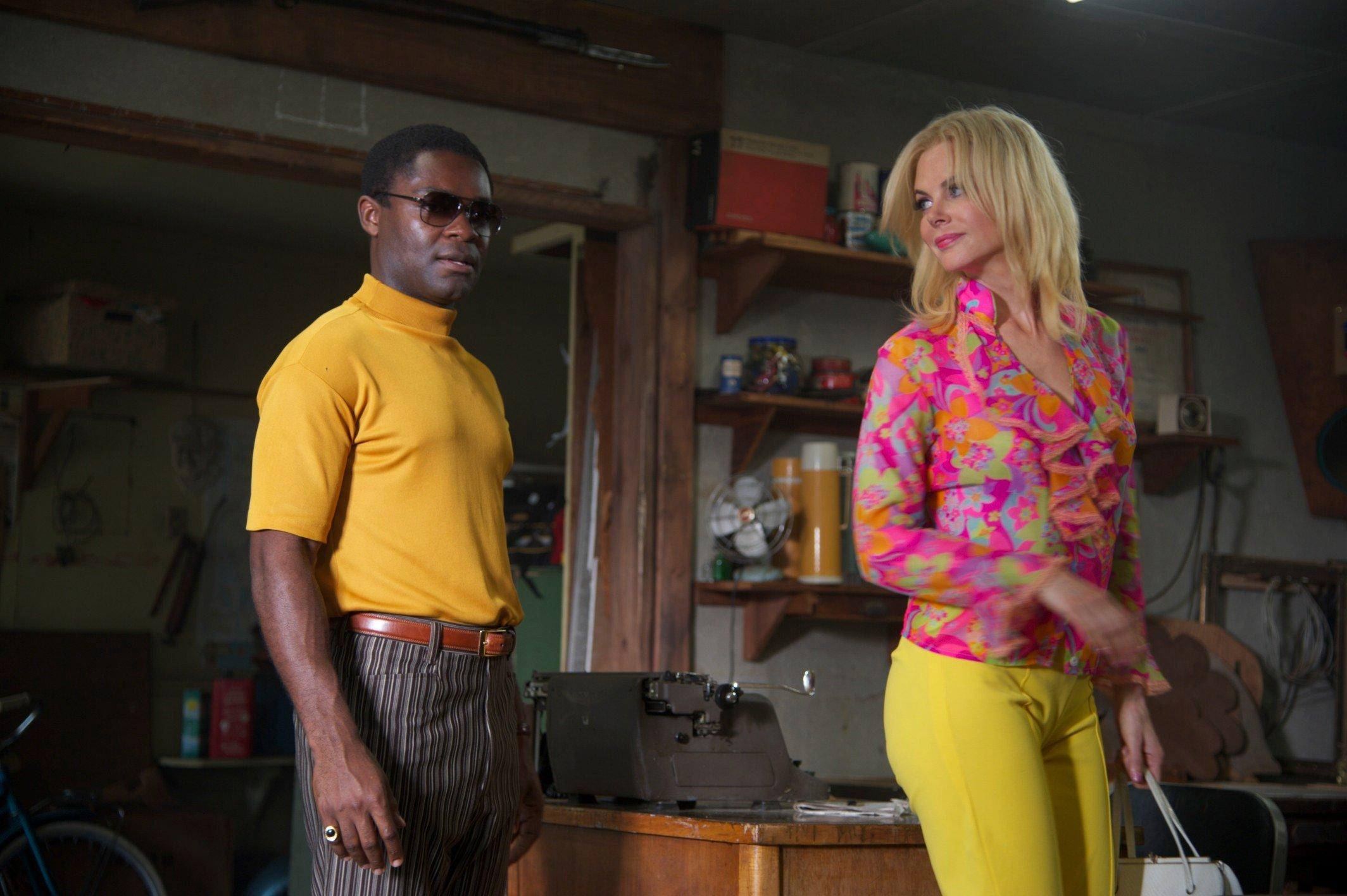 David Oyelowo   Nicole Kidman
