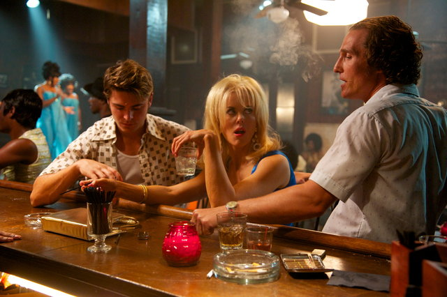 Zac Efron  Nicole Kidman   Matthew McConnaughey
