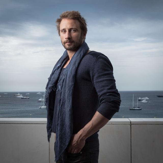 matthias schoenaerts, actor