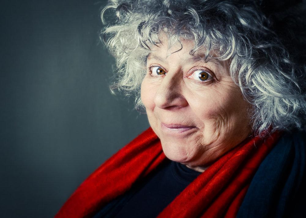 Miriam Margolyes - Actress