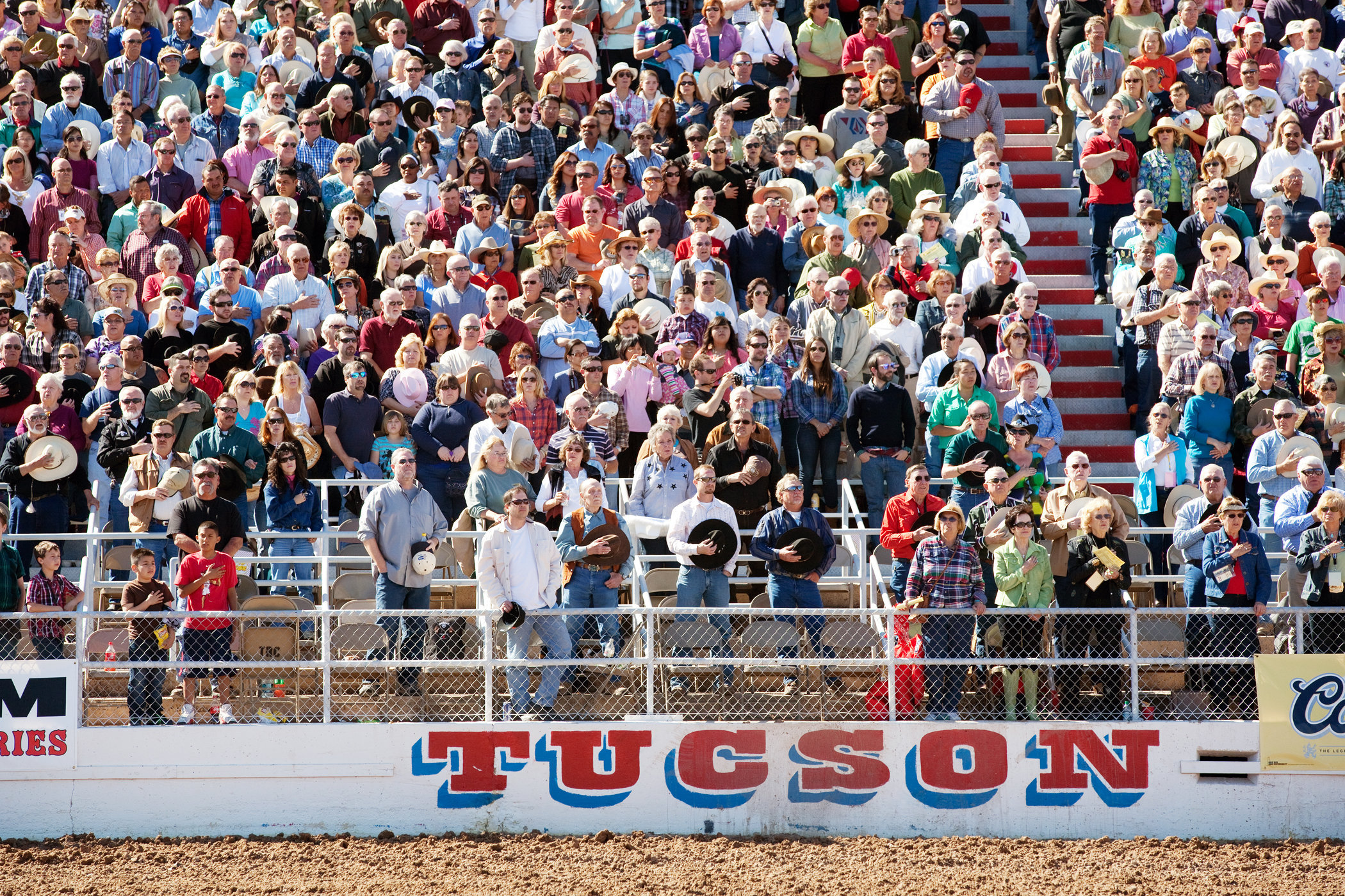 Tucson Rodeo I