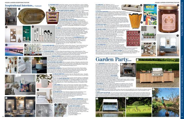 House & Garden August 2021
