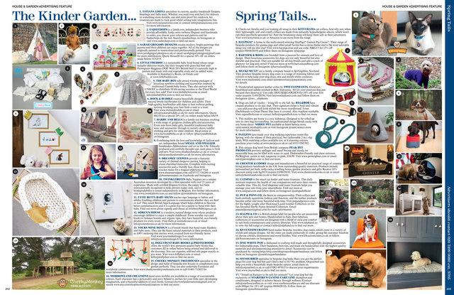 House & Garden April 2019