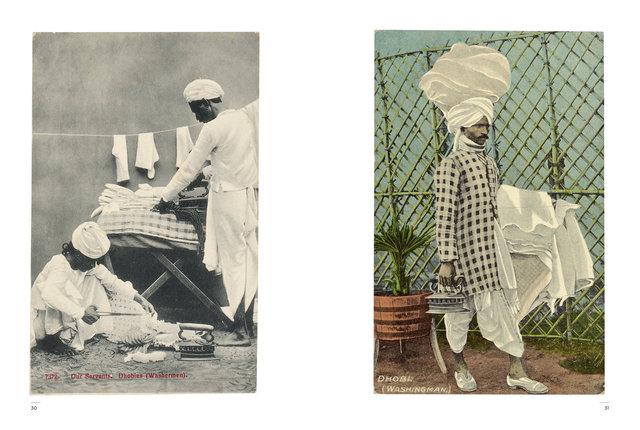 Kasmin's Postcards - Scrub