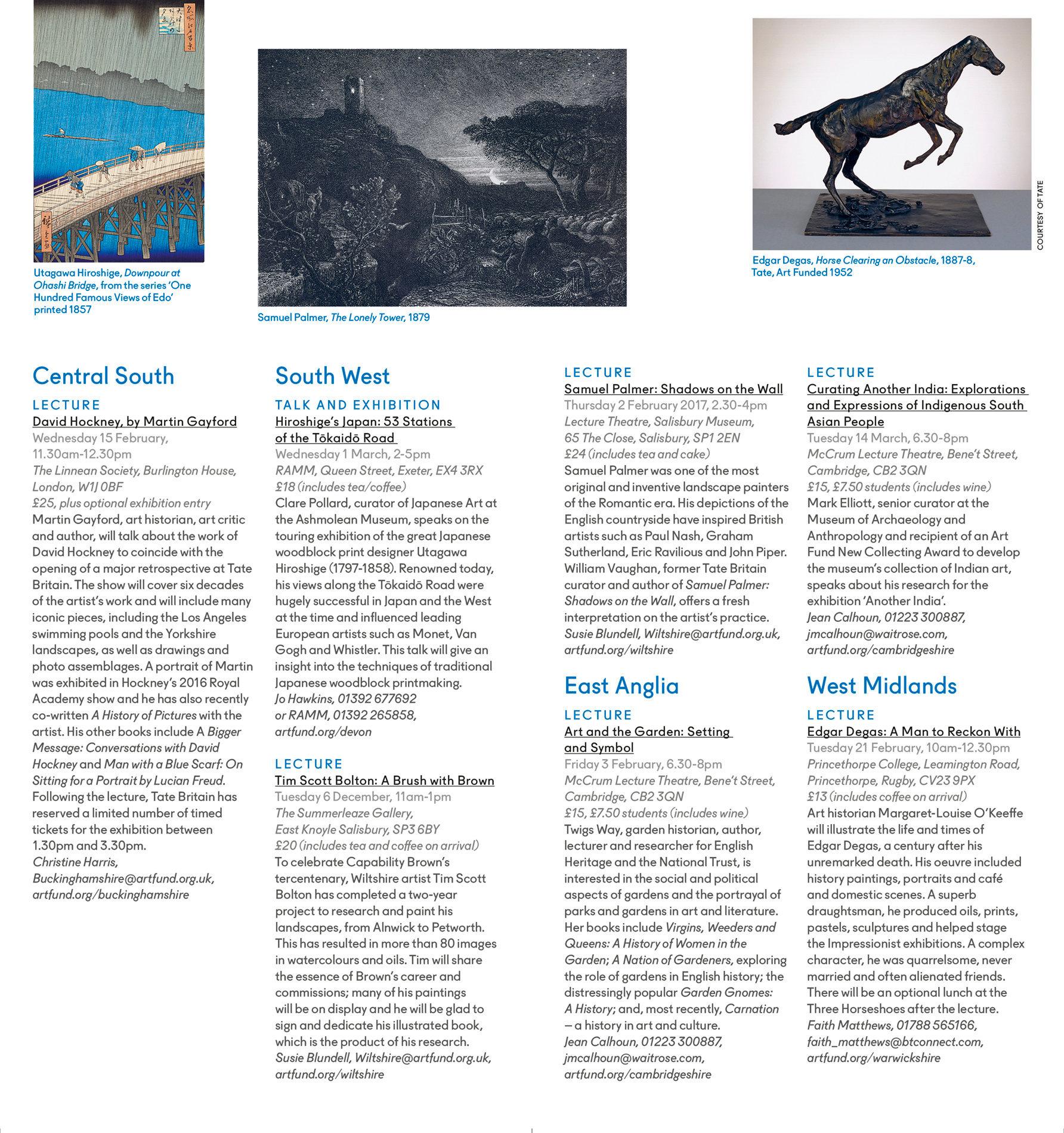 AQ Winter 2016 Events Booklet