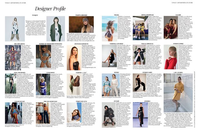 Vogue January 2020