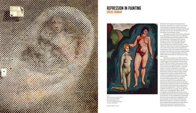 RA Dali/Duchamp