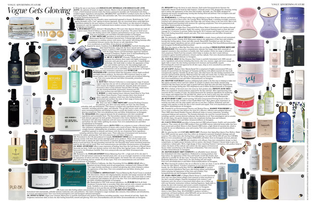Vogue June 2020