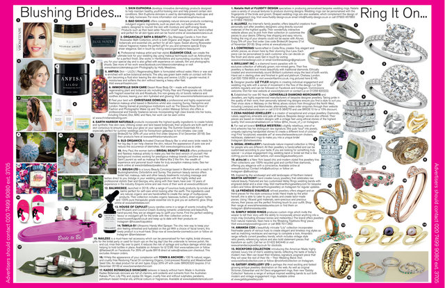 Brides September - October 2018