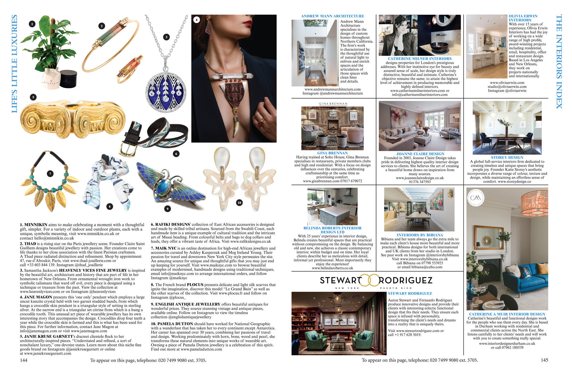World of Interiors September 2018