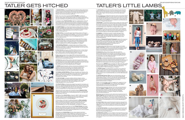 Tatler March 2019