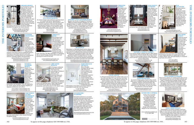 World of Interiors March 2020