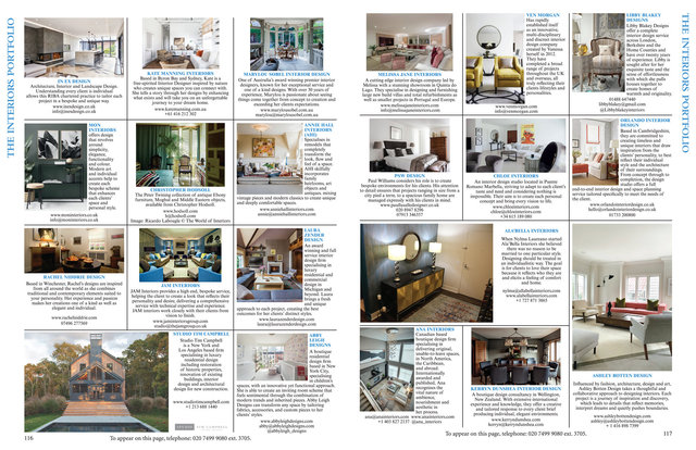 World of Interiors August 2019