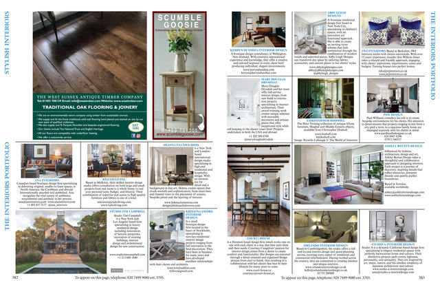 World of Interiors October 2019