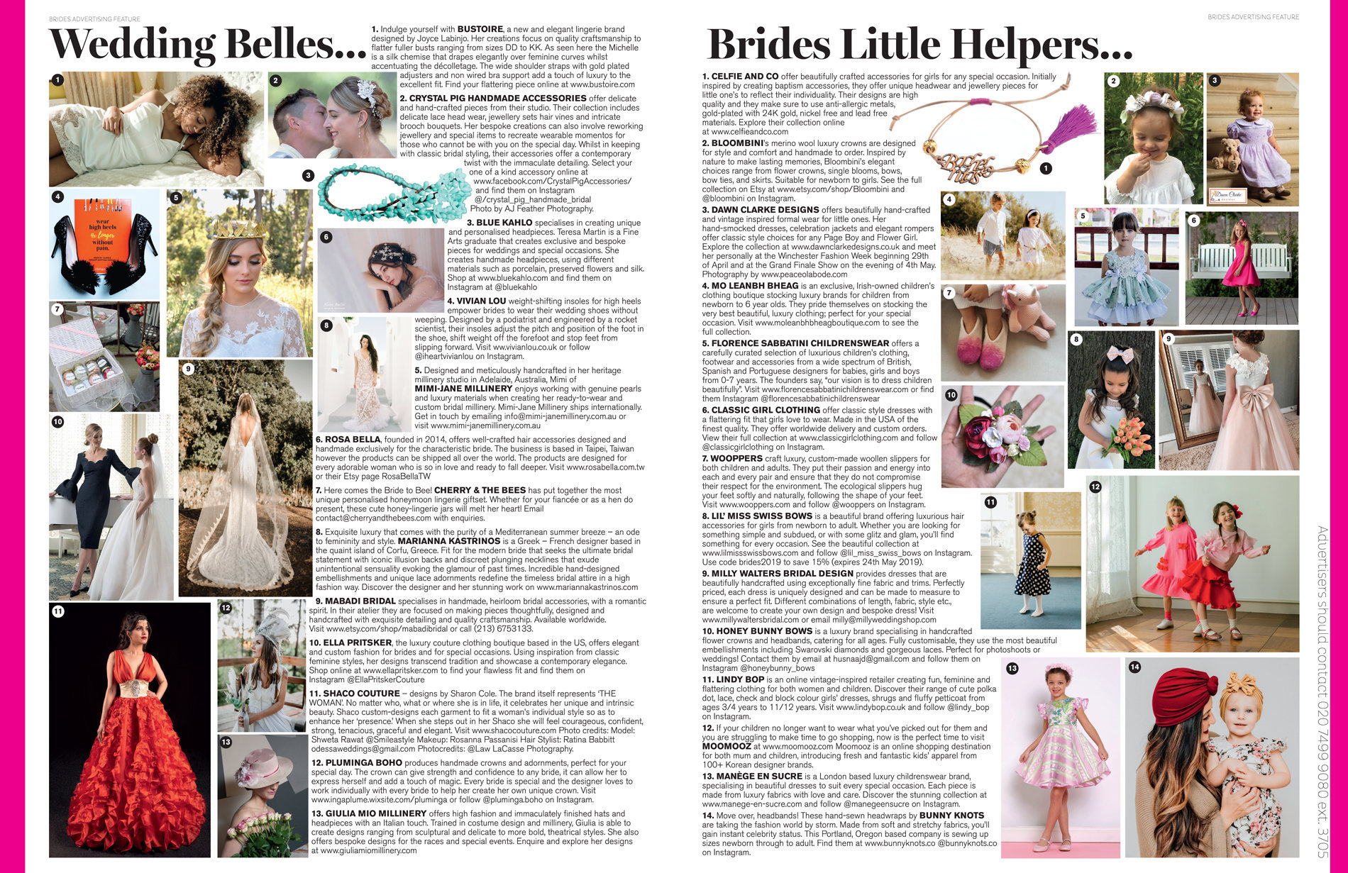 Brides May - June 2019