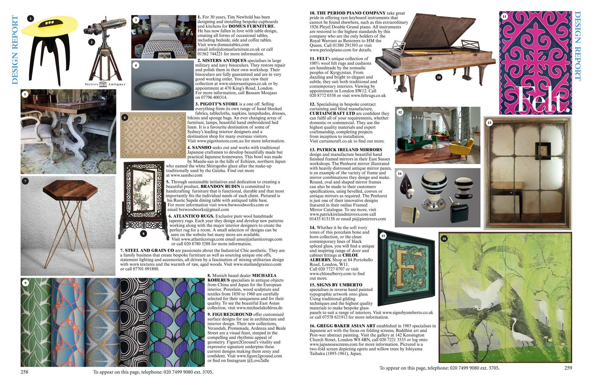 World of Interiors May 2018