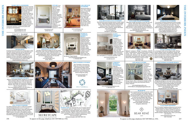 World of Interiors June 2018