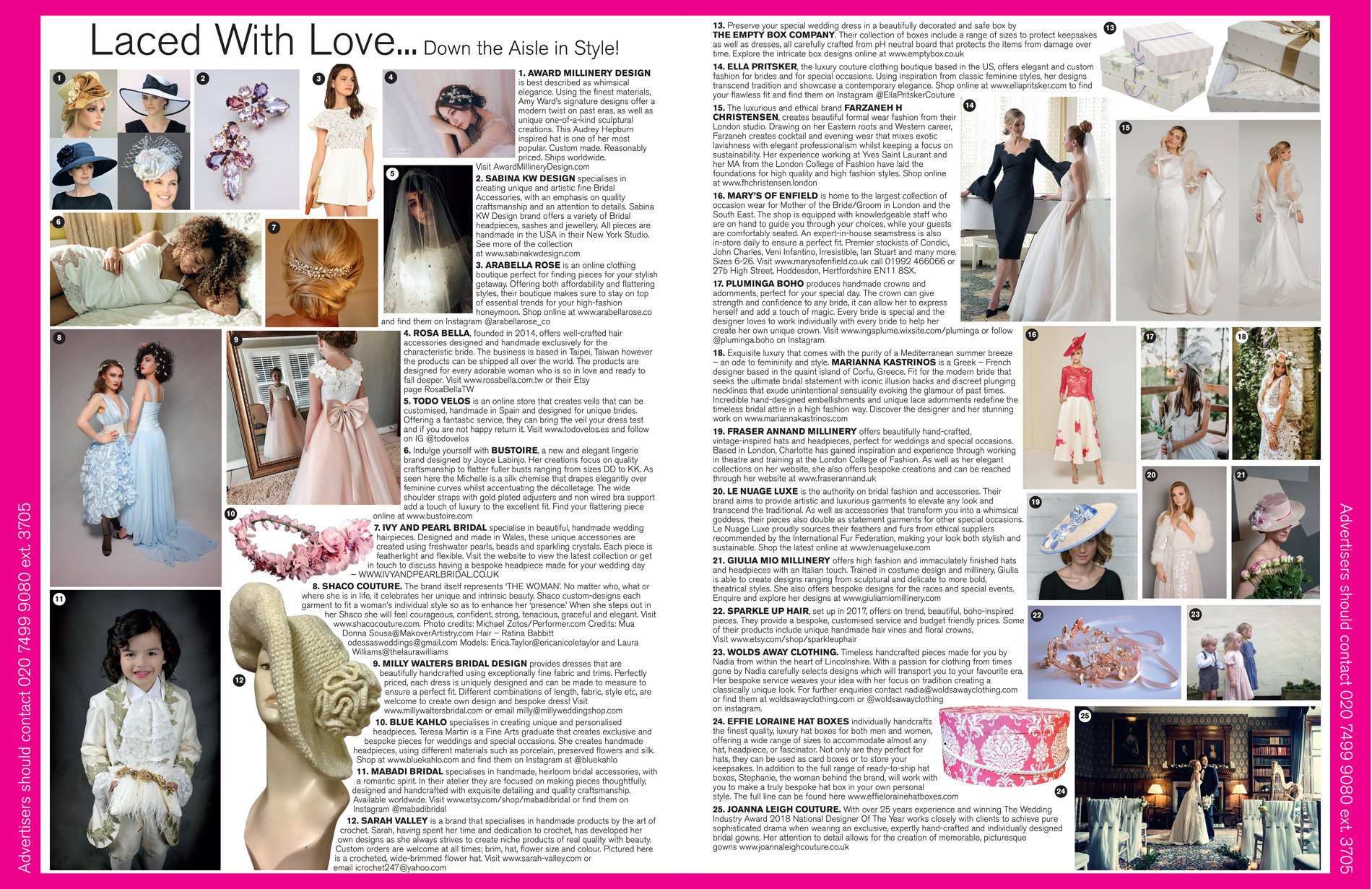 Brides March - April 2019