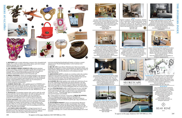 World of Interiors April 2018