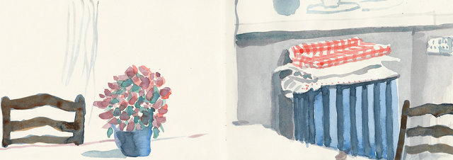 David Hockney - a Yorkshire sketchbook