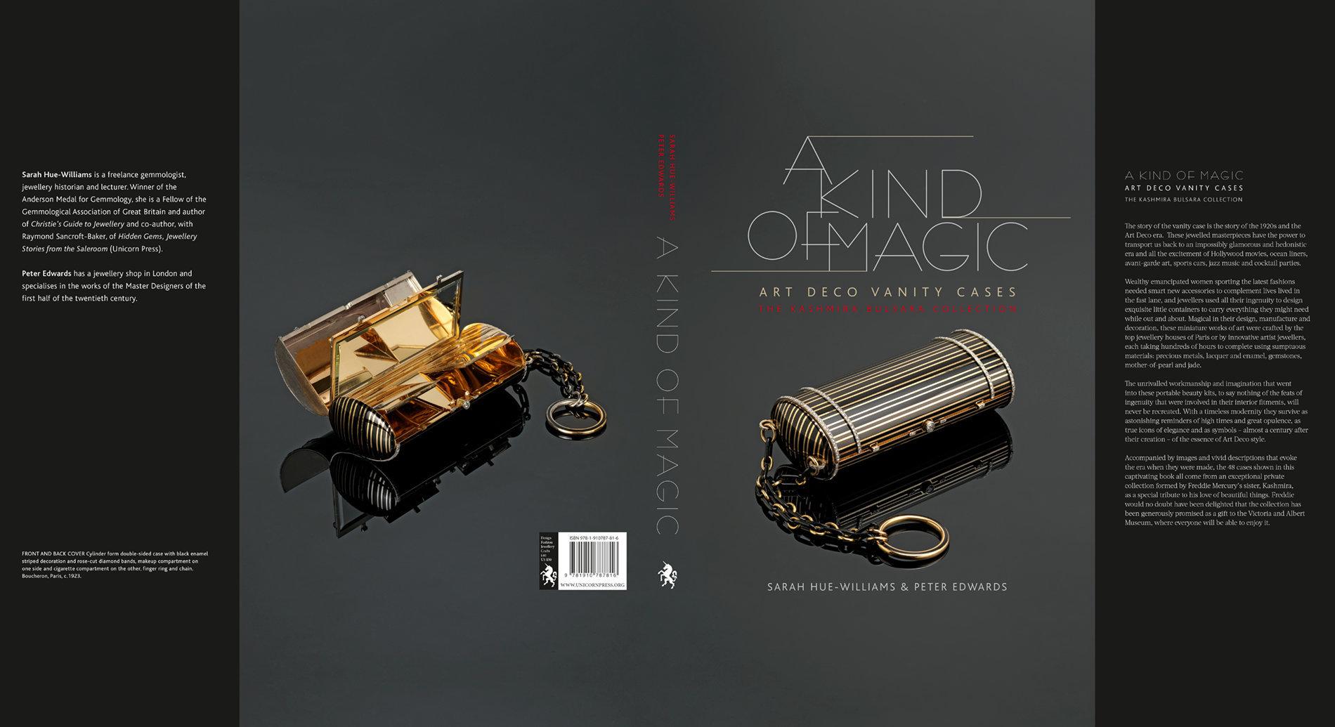A Kind of Magic - Art Deco Vanity Cases
