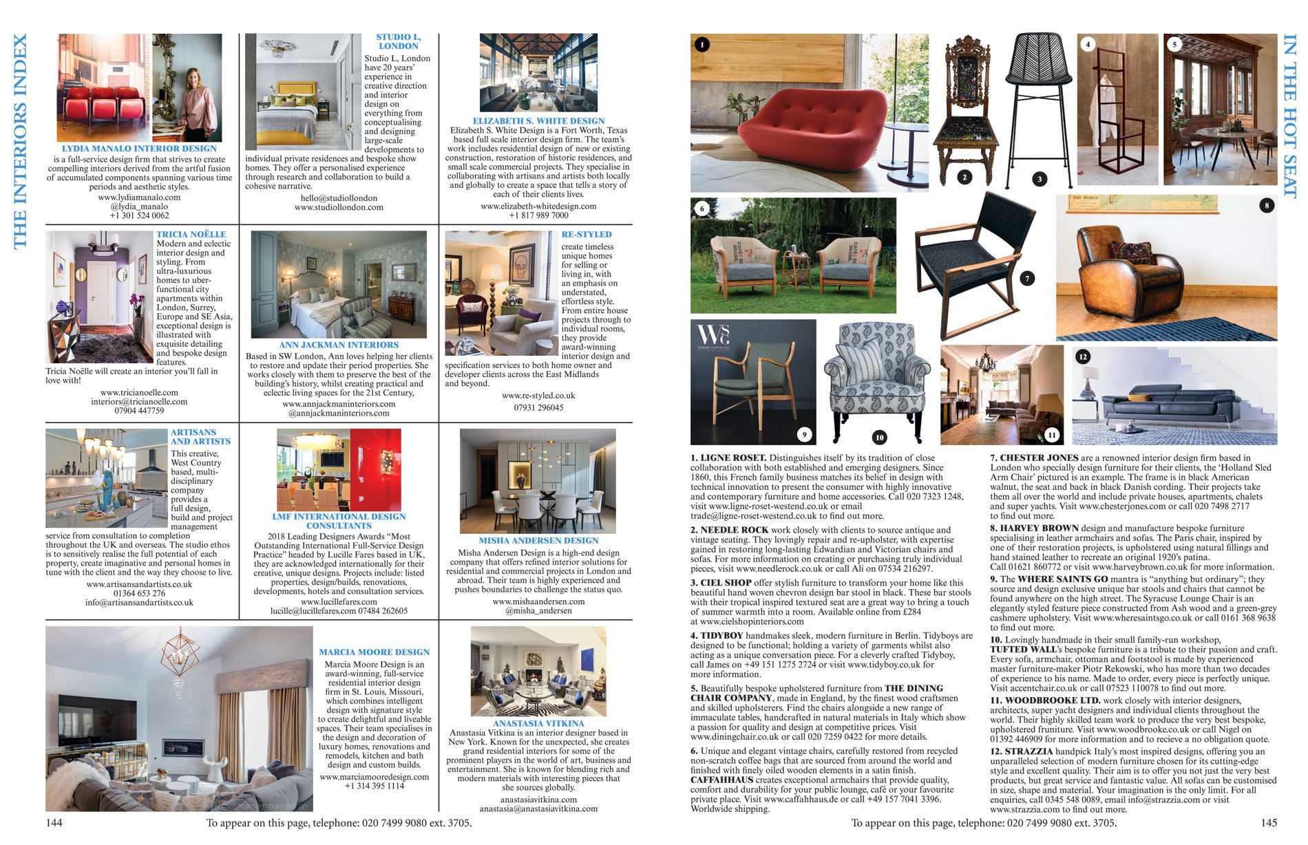 World of Interiors February 2019