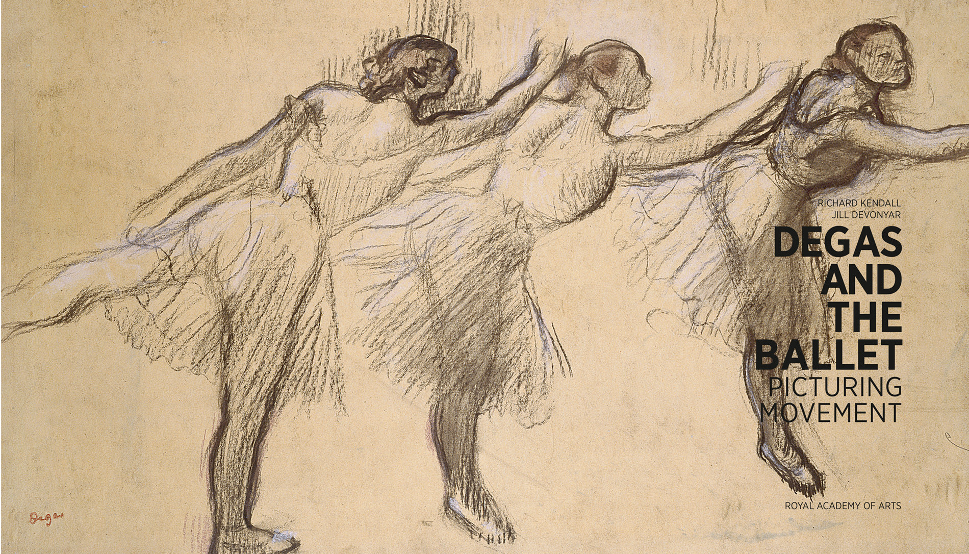 Degas and the Ballet - Picturing movement
