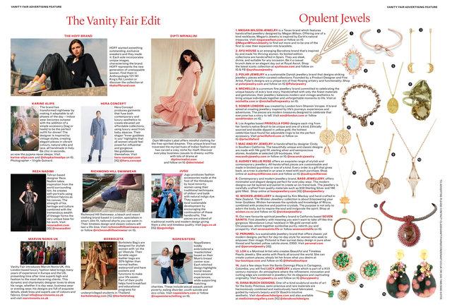 Vanity Fair October 2019