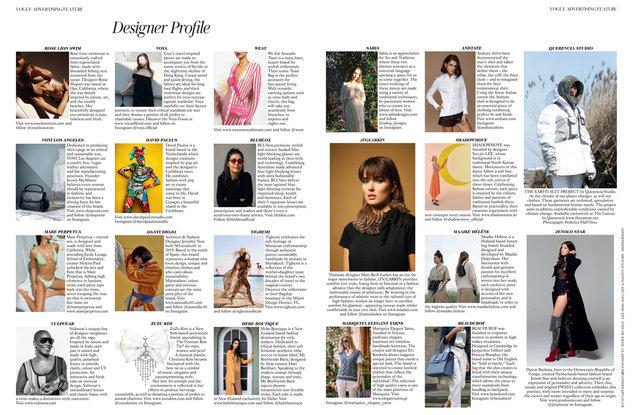 Vogue July 2020