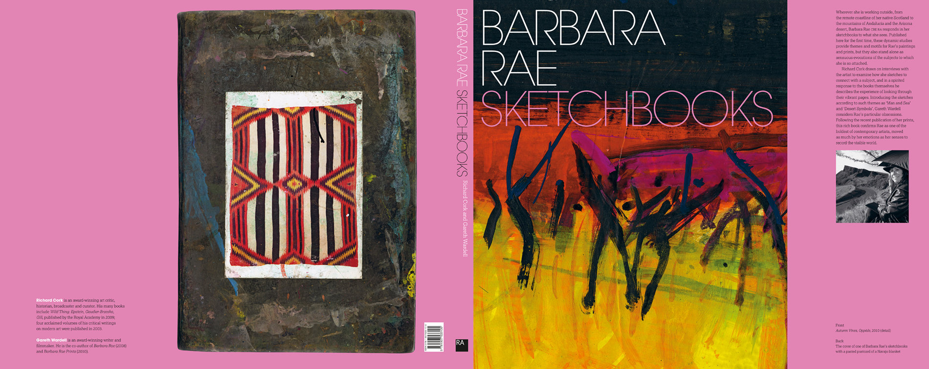 Barbara Rae - Sketchbooks