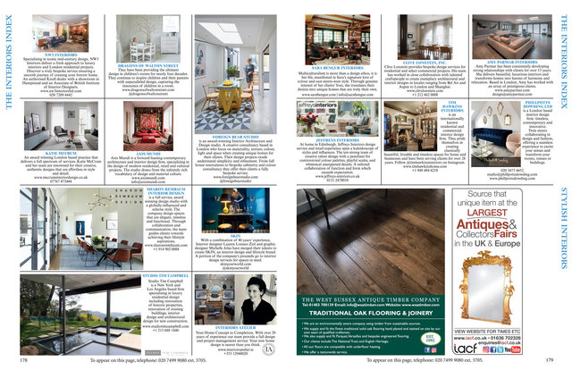 World of Interiors November 2018