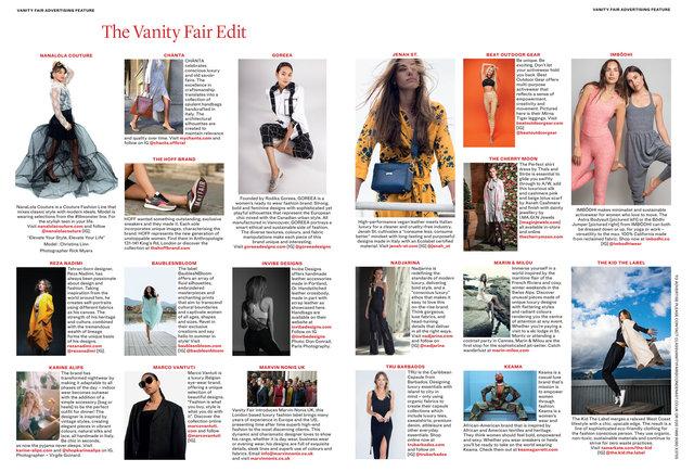 Vanity Fair September 2019