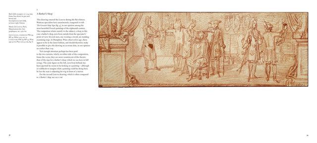 Watteau - The drawings