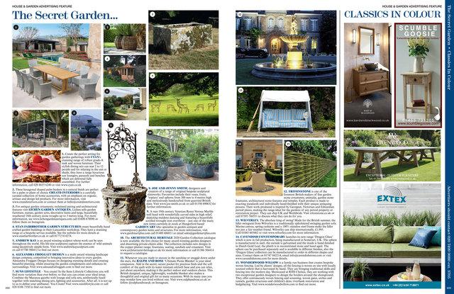 House & Garden May 2020